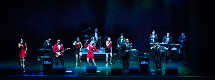 Elite Show Band @ AE Stage -717-2